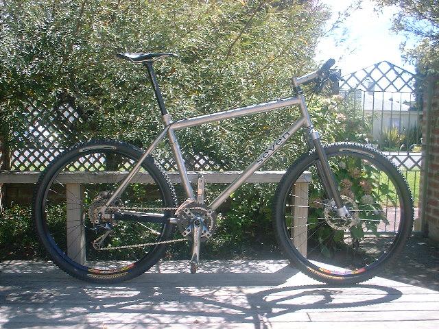 Seven Cycles Sola \'03