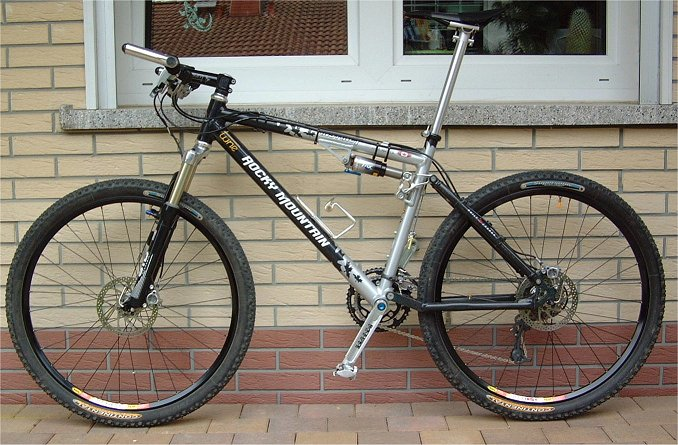 Michael Maage's '00 Rocky Mountain Instinct