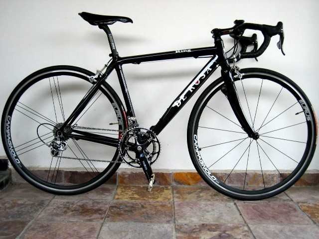 TC Khoo's De Rosa King